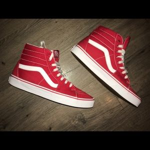 Vans Hi-Top Skateboard Shoes